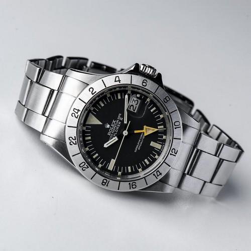 Rolex Explorer II Ref 1655 Mark1 dial