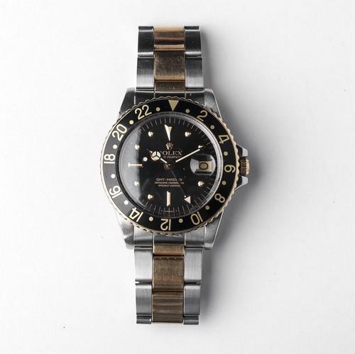 Rolex GMT Master Ref 1675 Nipple dial Circa 1979