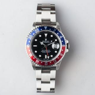 Rolex GMT Master II PEPSI Ref 16710 Y serial Circa 2003