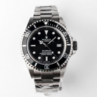 NOS Rolex SeaDweller Ref 16600 F serial Circa 2004