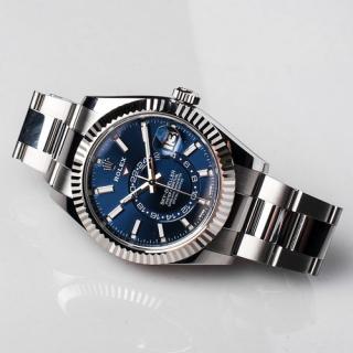 Rolex Sky-Dweller BLUE Ref 326934 Circa 2019