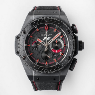 Hublot King Power Ltd 500pcs for F1 Motorsport