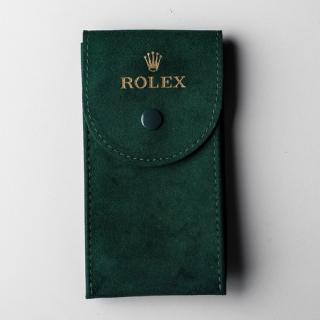 Rolex Green Pouch