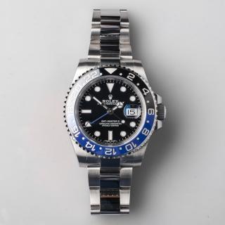 Rolex GMT Master II aka BATMAN Ref 116710BLNR Circa 2019