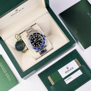 Rolex GMT Master II Ref 116710BLNR aka BATMAN Circa 2018