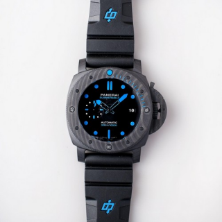 Pam 1616 Submersible Carbotech 47mm Circa 2019